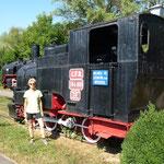 Musée des trains - Resita