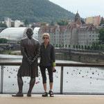 Martine et le M. le Marquis d'Abbans