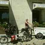 Vélo-cargo OT de Dole