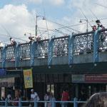 Le pont de Galata - Istanbul