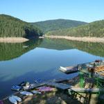 Lac de Valiug - Roumanie