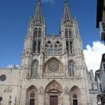 Magnifique cathédrale de Burgos