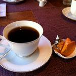コーヒーはブレンドにも三種類あって奥が深いです。コーヒーも美味しい