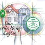 Erscheinungsbild/Logo für einen großen Kegelverein in Herne ©Berthold B.Knopp