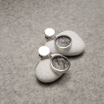 Silberohrhänger mit Turmalinquarzen, 382 Euro