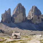 Cappella del rifugio Locatelli