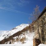 Piccola baita in val Grisanche