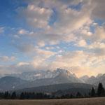 il cielo e' blu sopra le Giulie (Tarvisio)