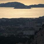 Marsiglia al tramonto