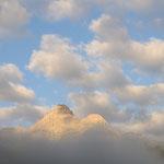 Alba sulla Rocca dei Baranci