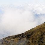 Crocefisso tra le nuvole
