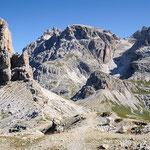 Torre di Toblin, Lastron dei Scarperi e Crodon di San Candido