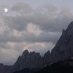 La Croda Rossa di Sesto e il monte Popera