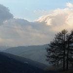 Panorama sulla Pusteria