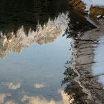 Riflessi nel laghetto