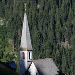 la chiesetta di Ornella