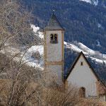 Chiesetta lungo la strada Lajon-Ortisei