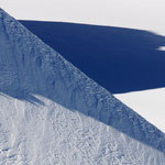 Luci ed ombre sul Bianco (Vallee blanche Monte Bianco)