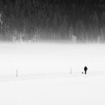 Camminata nel bianco