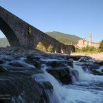 Ponte gobbo (Bobbio)