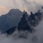 Nuvole sul Padon