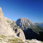 Monte mattina e rocca dei Baranci