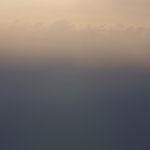 Tramonto sul golfo di Marsiglia