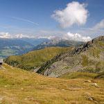 Belvedere verso l'Austria