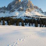 Sera d'Inverno ( Passo delle Erbe)