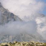 Con la testa tra le nuvole (Klaussee, Valle Aurina)