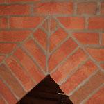 Detail Dreiecksfenster