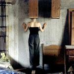 """""""Senden – Empfangen"""", 2000, Aktion, Kunstverein Viernheim"""
