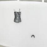 Installationsansicht, Atelier-Galerie Bärmich, Lychen, 2017