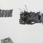 Ausstellungsansicht, Atelier-Galerie Bärmich, Lychen, 2017