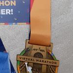 49 1/2 New York City Marathon