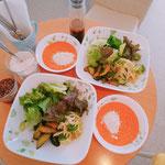 生穀菜食ランチ