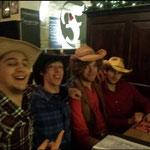Bourbon Weihnachtsfeier 2013