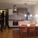....und einer guten Küche