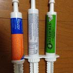 当院でよく使う虫下し3種類