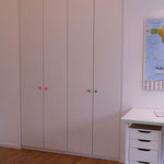 Kinderzimmer Einbauschrank