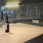 Spritzschutz Glas