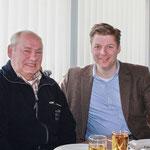 Dr. Stefan Heck und Peter Ponader