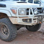 Oz 4WD Hardware