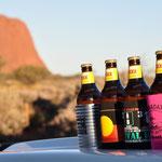 Sun Downer at Uluru