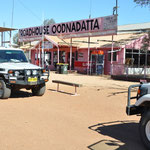 Pink Roadhouse Oodnadatta