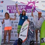 Deutsche Meisterschaft 2012 Race: 2. Platz Annett Bremer, 1. Platz Christine Bönniger, 3. Platz Heike Wycisk (Foto: Marc Metzler / Mtwo Photo+Film)
