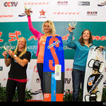 2. Platz PKRA World Cup Slalom