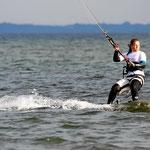 Demonstration des FlyRace + Speed3-Kites