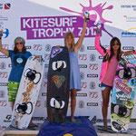 Deutsche Meisterschaft 2012 Freestyle: 2. Platz Christine Bönniger, 1. Platz Susanne Brill, 3. Platz Sabrina Lutz (Foto: Marc Metzler / Mtwo Photo+Film)