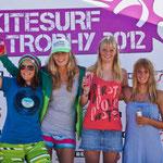 Freestyle-Wertung KST Fehmarn: 1. Platz: Christine Bönniger, Anne Valvatne, Nadine Reimers und Susanne Brill (Foto: Marc Metzler / Mtwo Photo+Film)